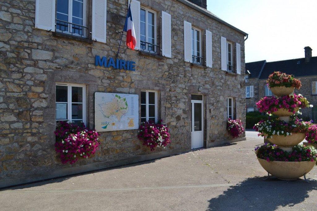 Mairie de Brix