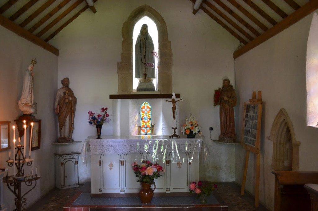 Chapelle Notre Dame de Fatima